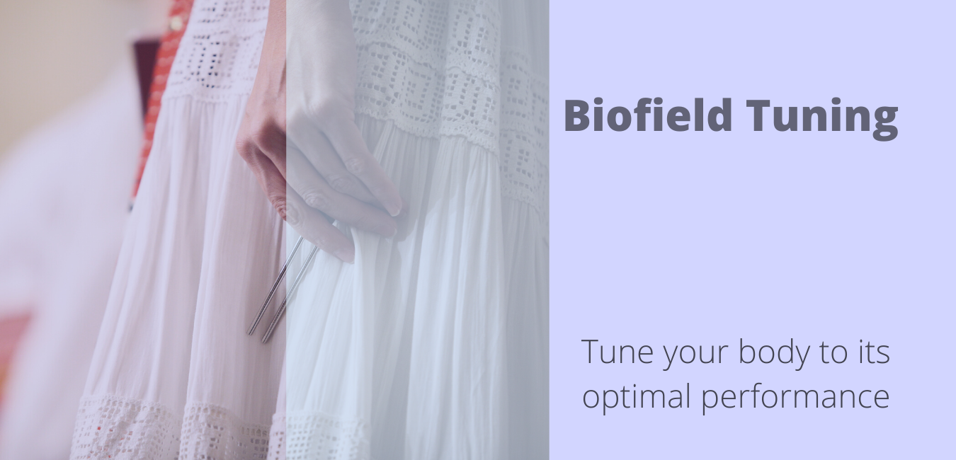 Sound Therapy - Biofield Tuning